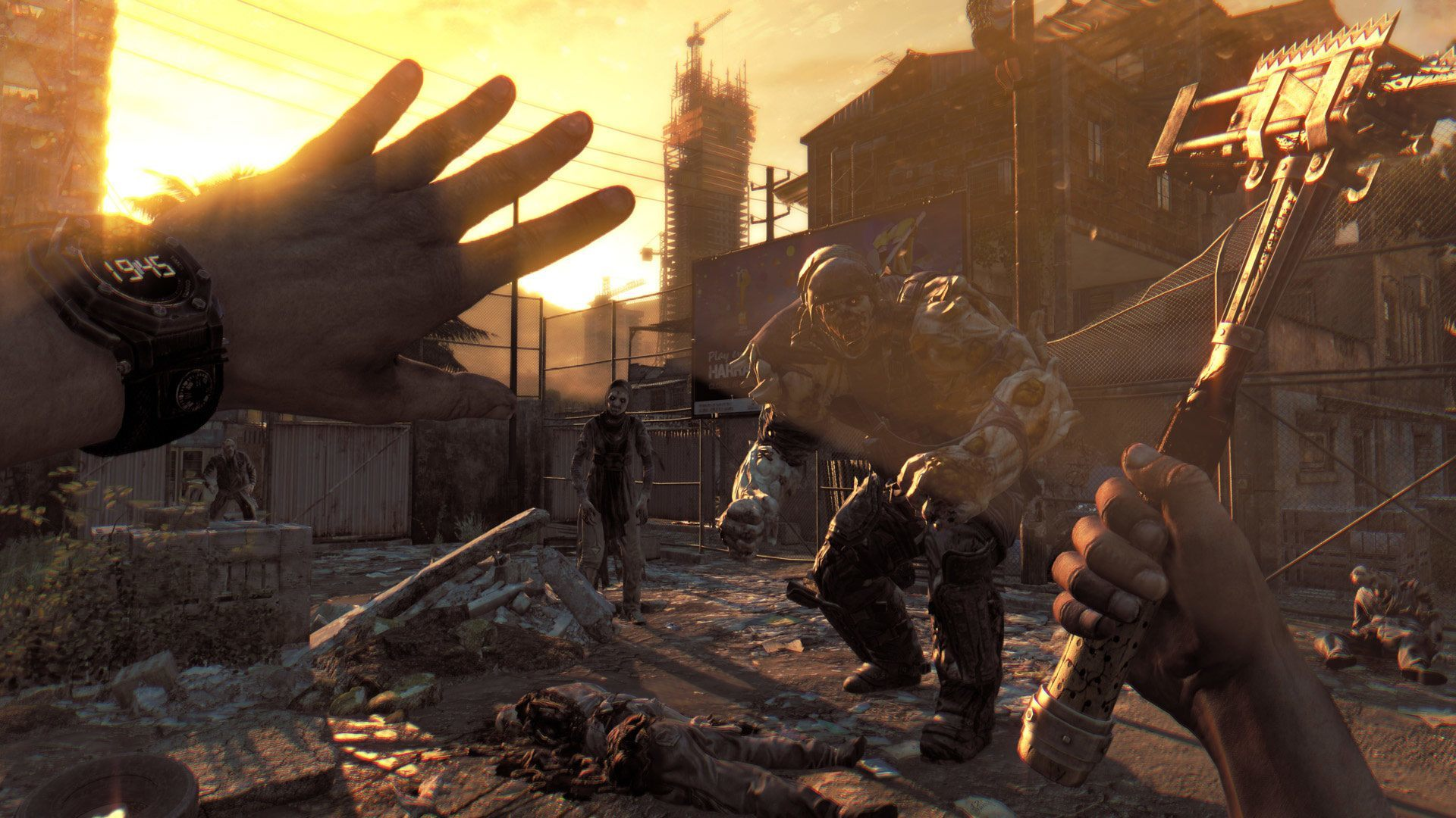 Dying Light review Never say GamersPack