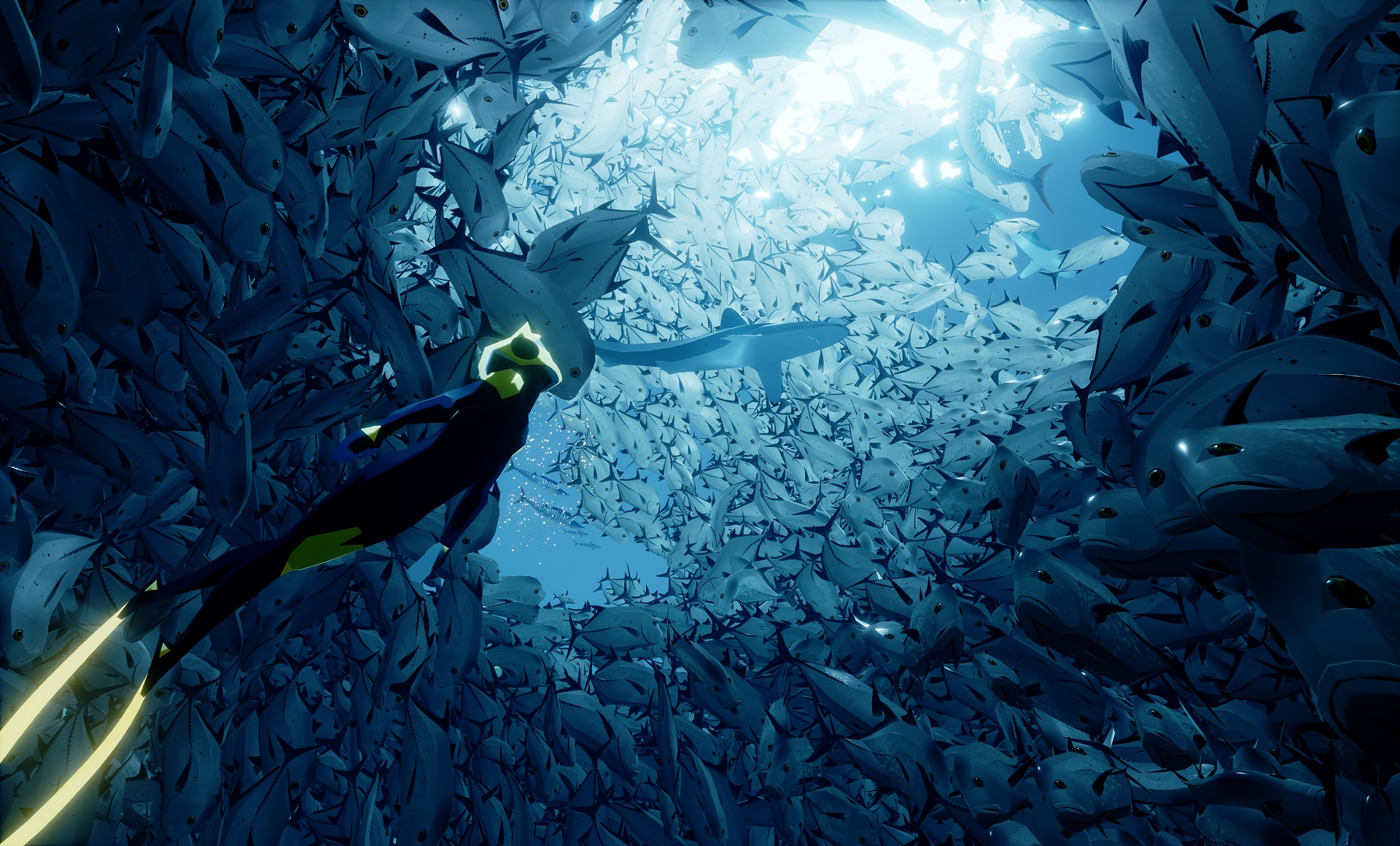 Best Indie games of 2016 abzu