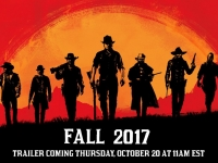 Red Dead Redemption 2 announced, coming to PS4 and Xbox One