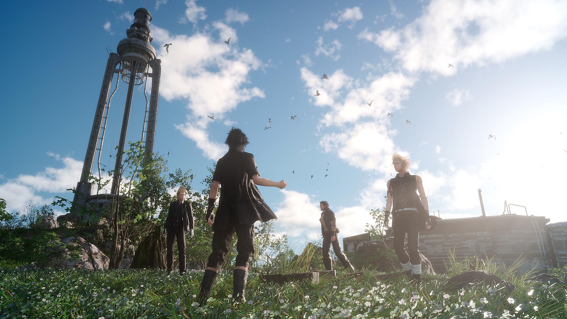Final Fantasy XV review 1