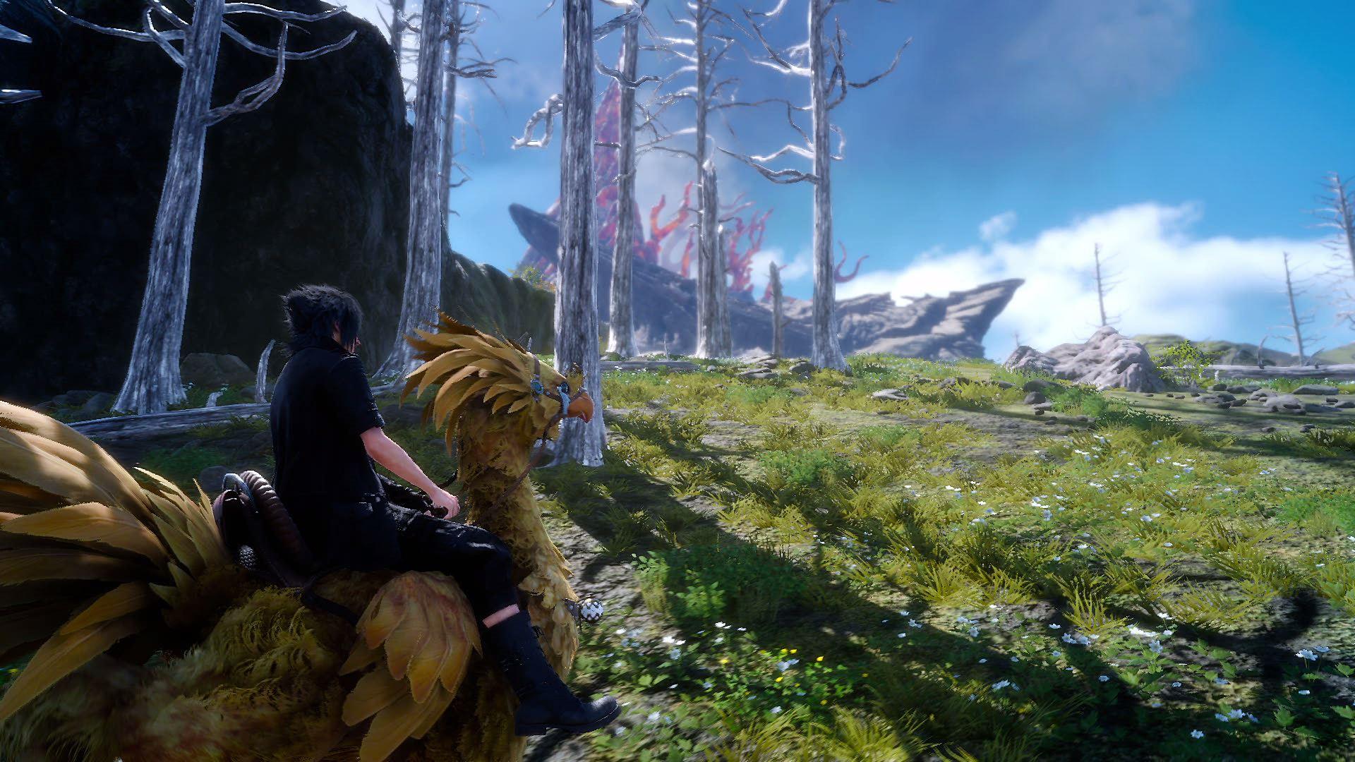 Final Fantasy XV review 3