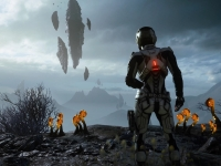 Mass Effect Andromeda gameplay trailer shows everything