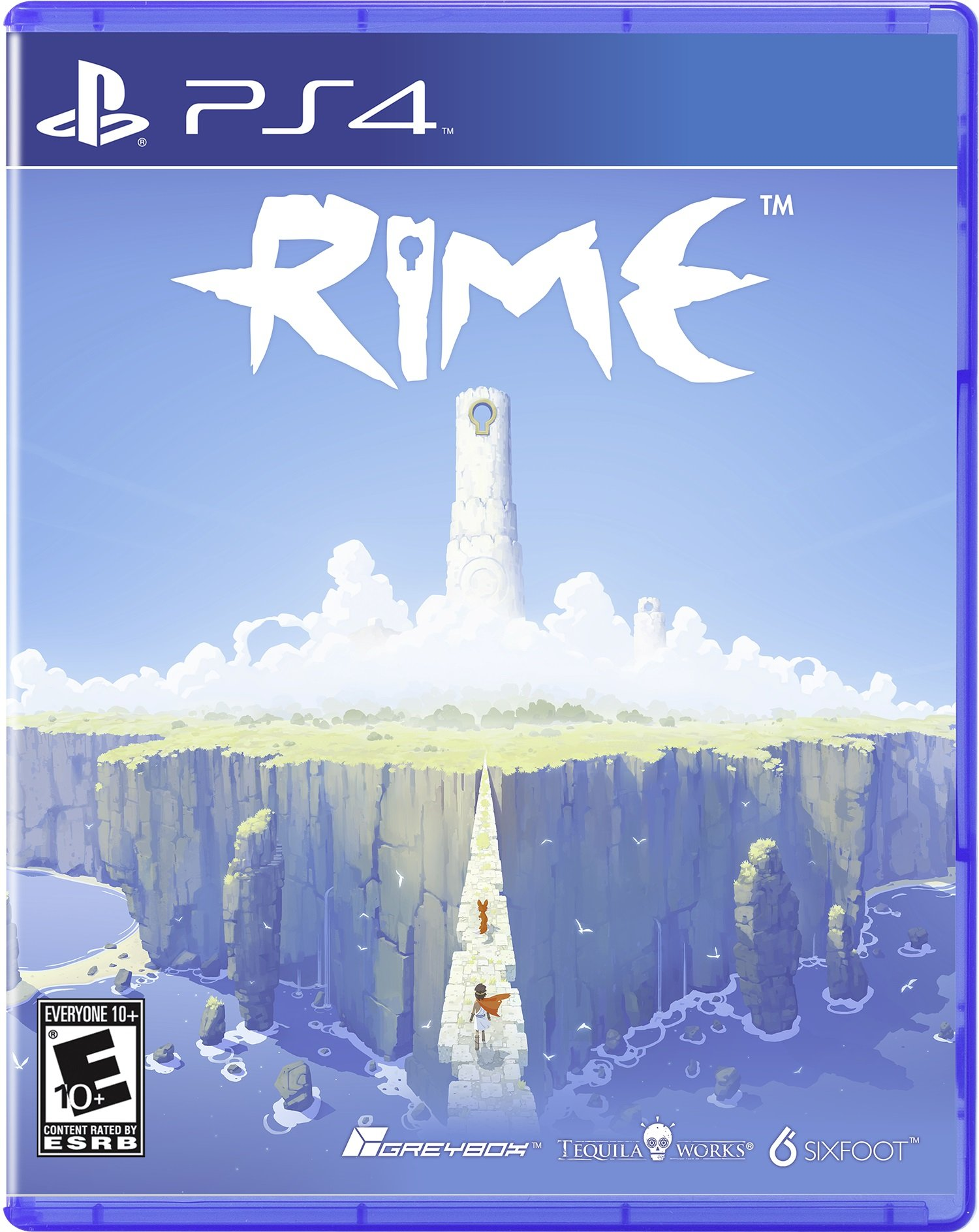Rime box art playstation 4