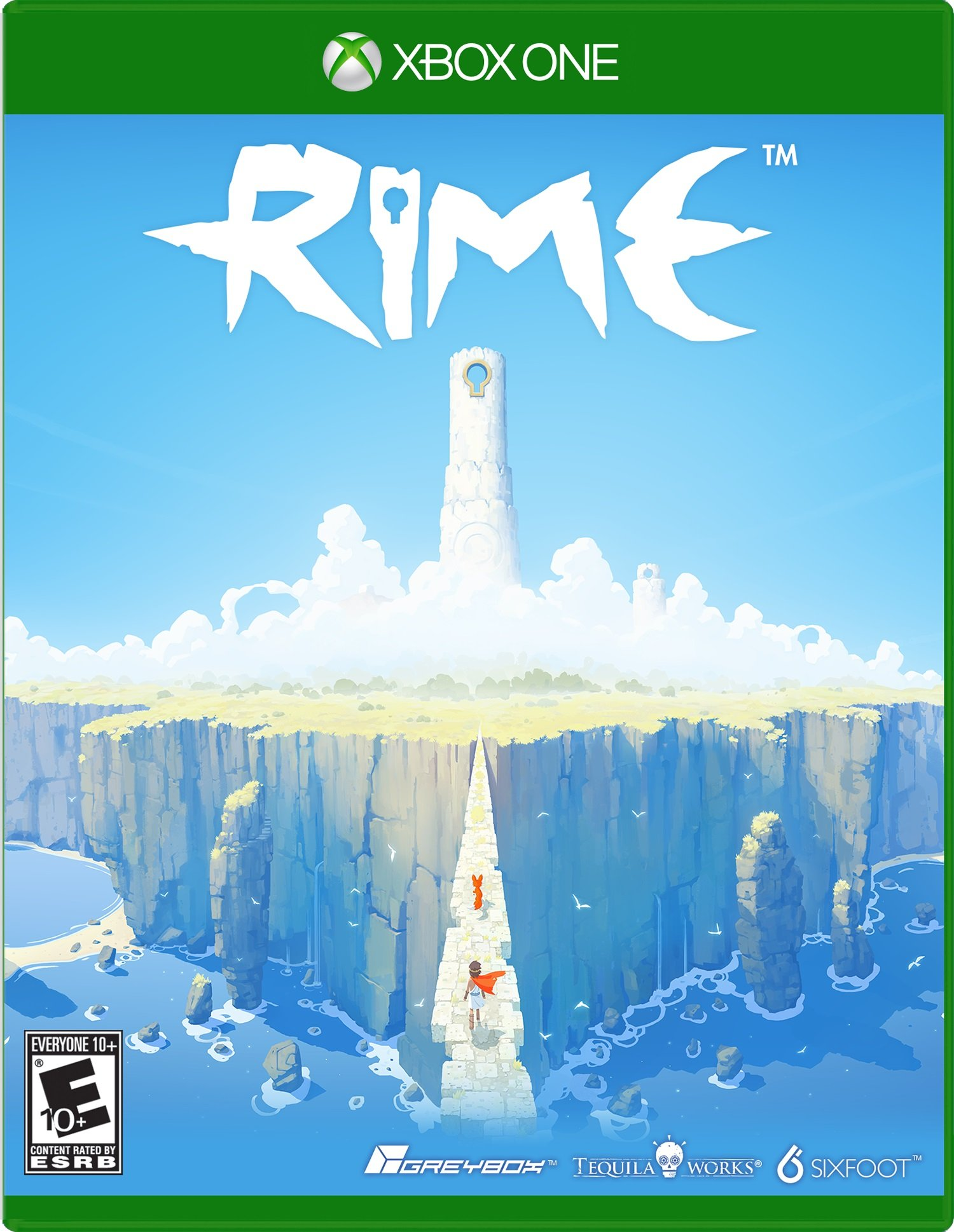 Rime box art xbox one