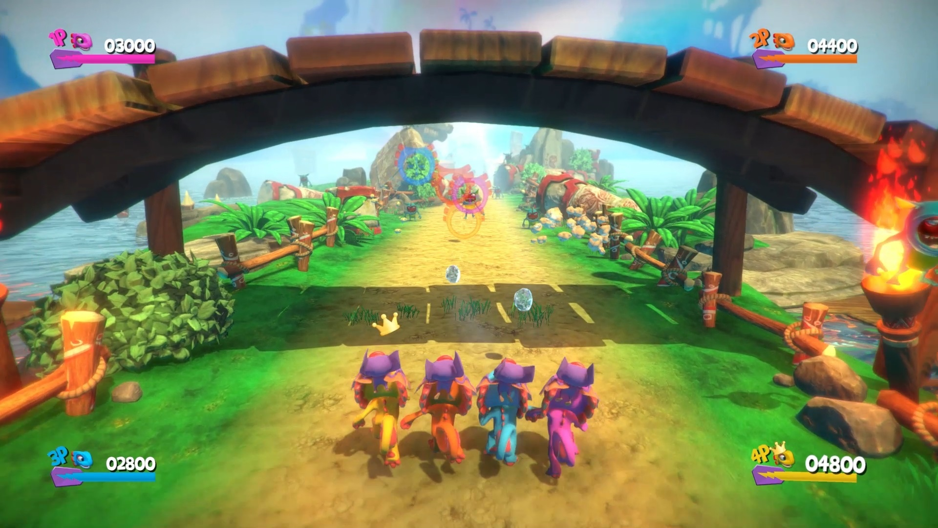 Yooka-Laylee multiplayer