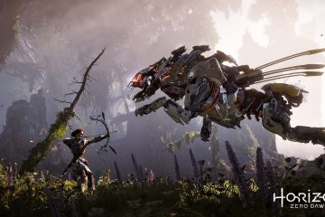 Horizon Zero Dawn trailers