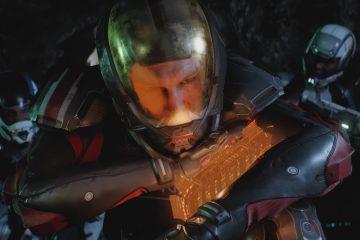 Mass Effect Andromeda gameplay