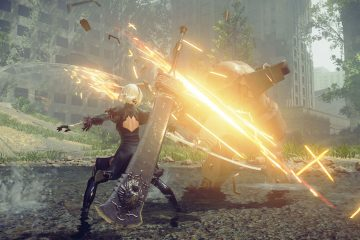 Nier: Automata gameplay