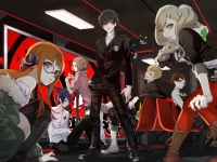 Persona 5 out in the west, launch trailer looks and sounds amazing