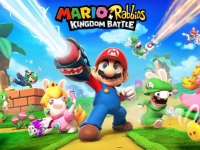 Mario + Rabbids Kingdom Battle is a thing that is happening