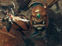 Extinction pits you against giant ogres in fast-paced combat