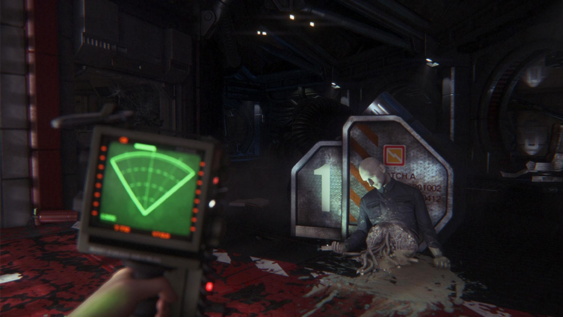Alien Isolation review gone silent