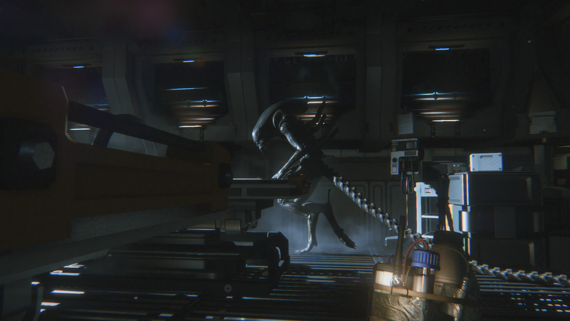 Alien Isolation review stealth