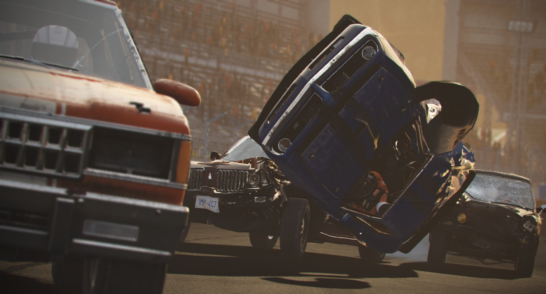 The Next Car Game is Wreckfest by FlatOut developer