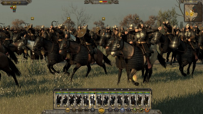 Total War: Attila wants to set the world on fire