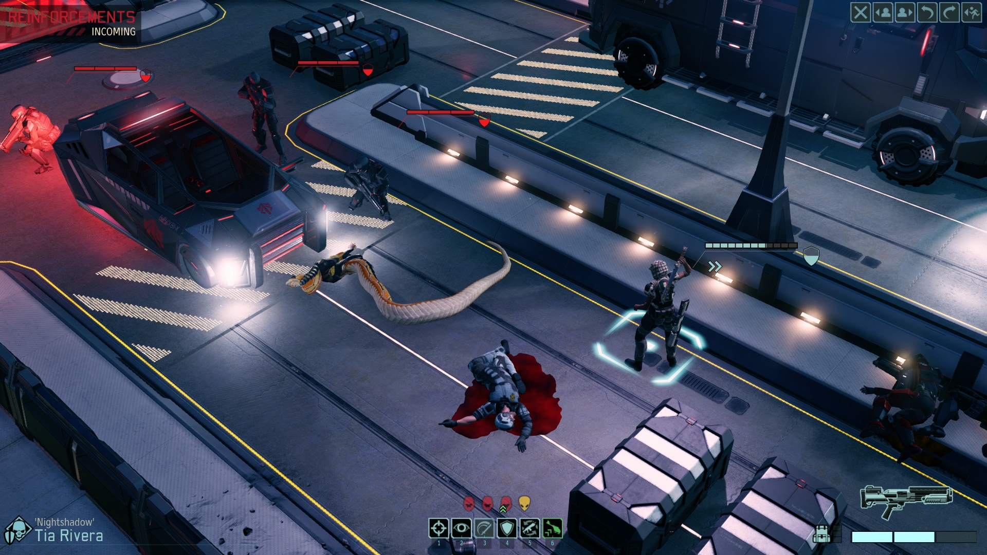 Xcom 2 shows off tactical superiority with new gameplay for Portent xcom not now