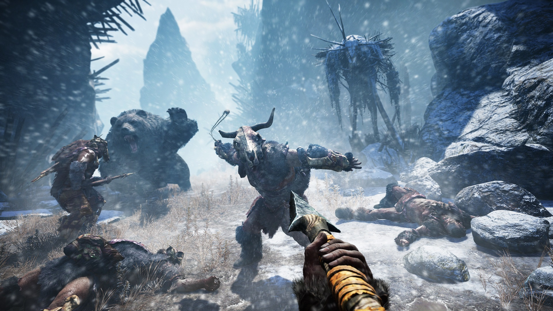 Far Cry Primal Review Top Of The Food Chain