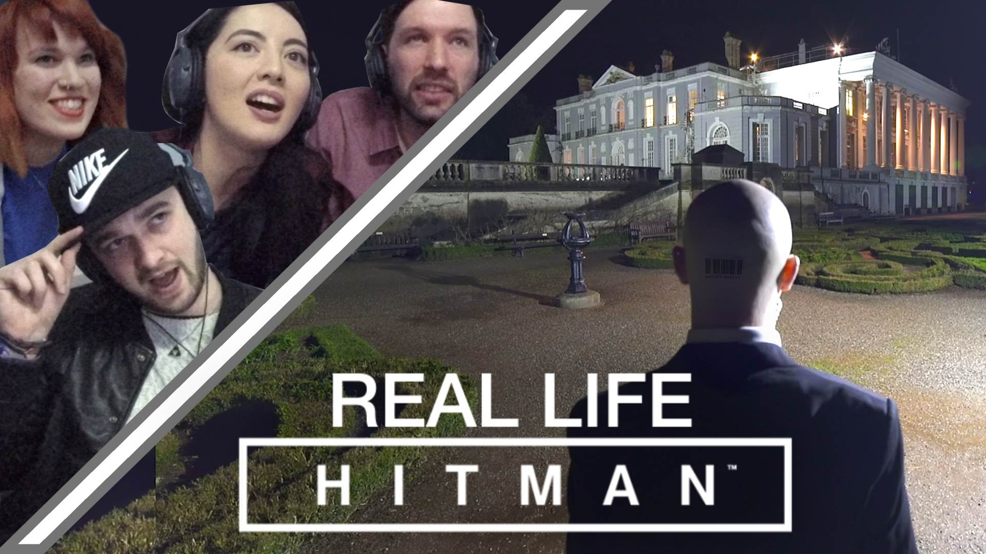 Live Action Hitman Is The Best Thing You Ll See Today