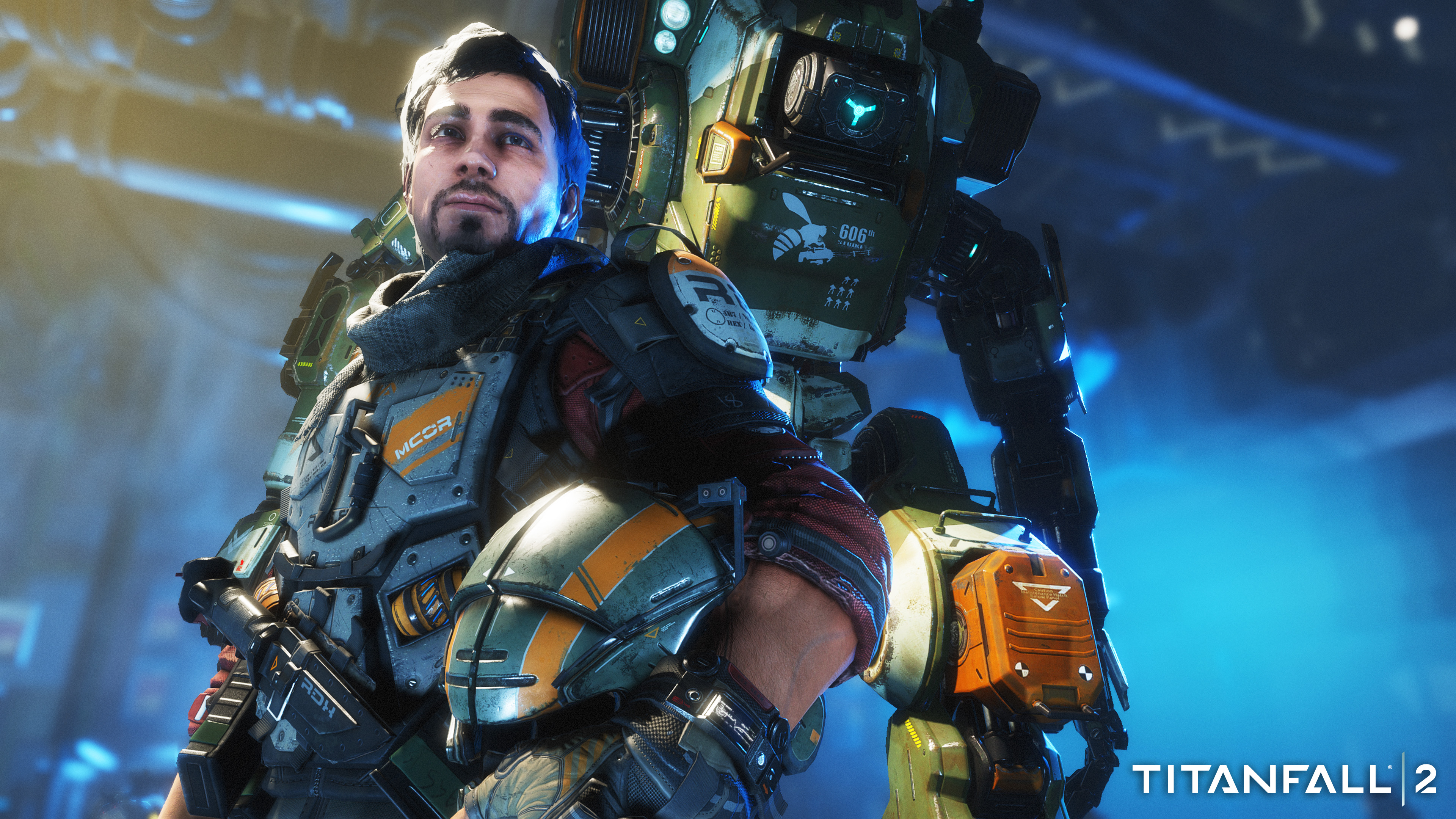 EA reveals Titanfall 2 single-player campaign and new ...