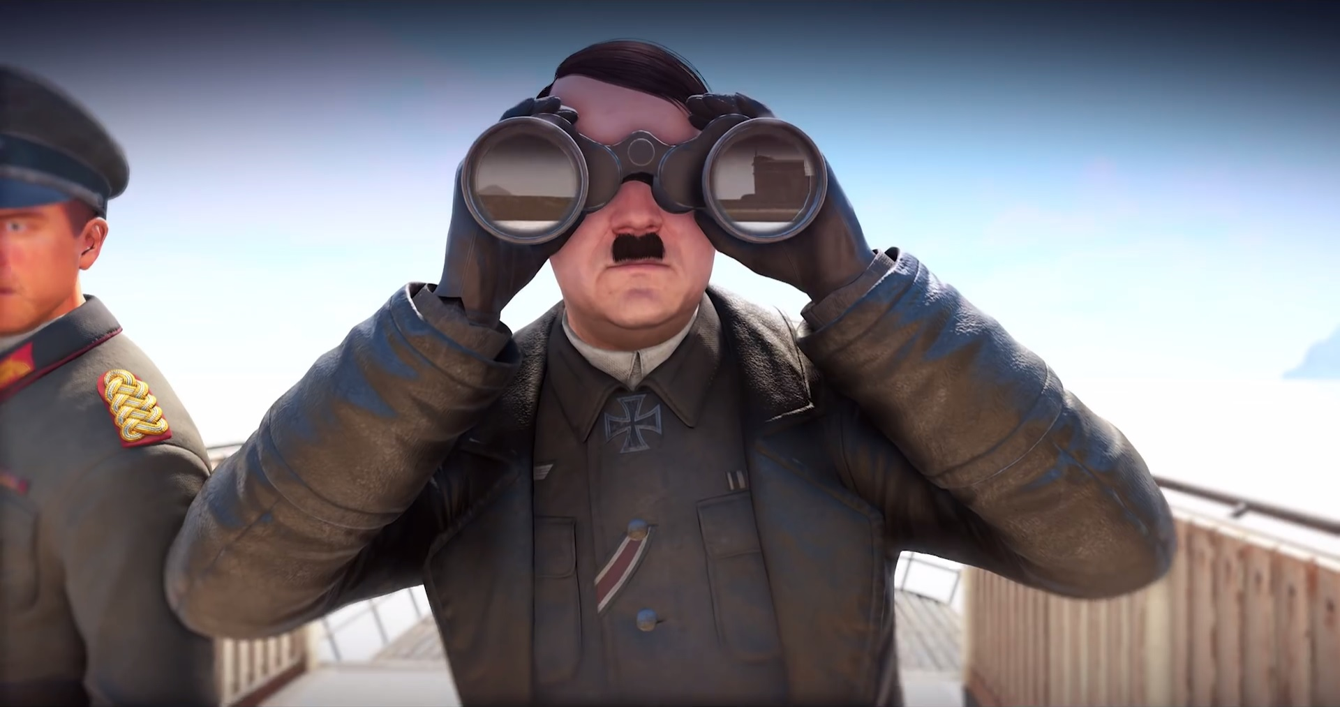 Sniper Elite 4 gameplay trailer