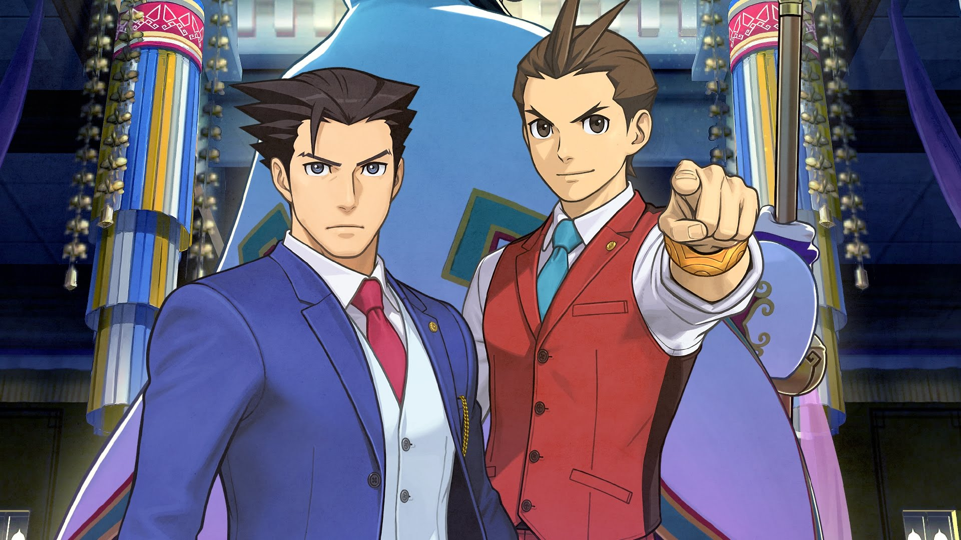 Phoenix Wright Ace Attorney Spirit Of Justice Review A Worthy