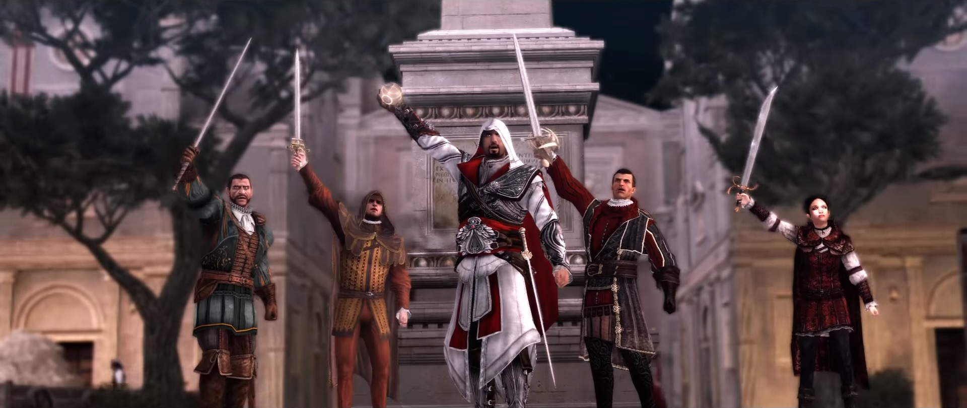 Assassin S Creed The Ezio Collection Revealed Coming Mid November