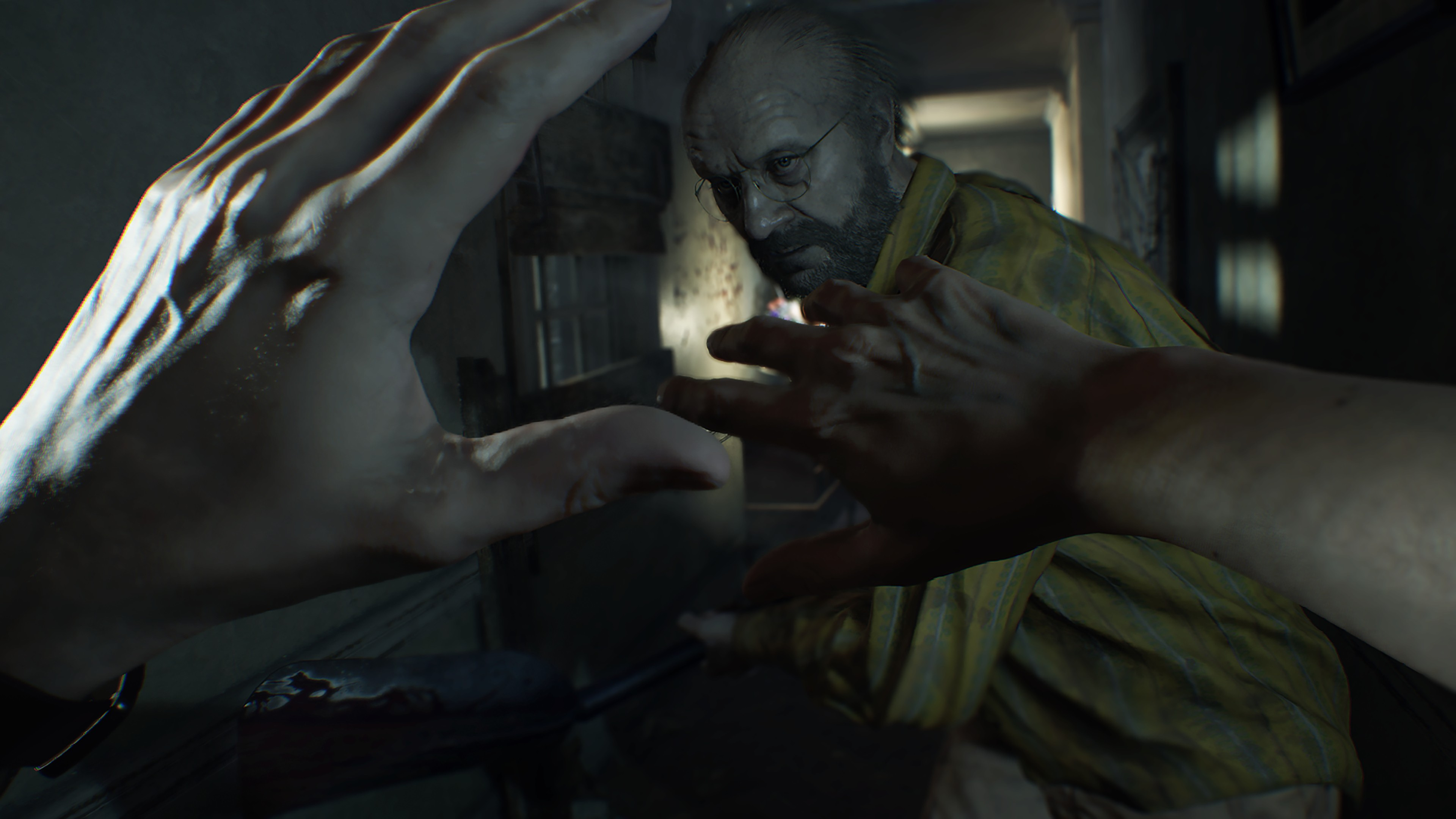 Best horror games of 2017 Resident Evil 7