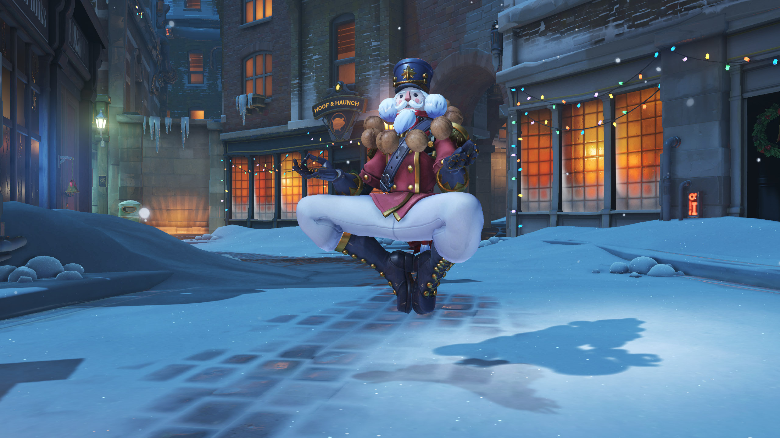 Overwatch Christmas Event Is Live See All The Christmas Skins