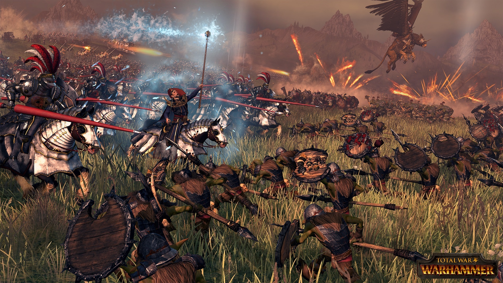 Best Strategy games of 2016 total war warhammer