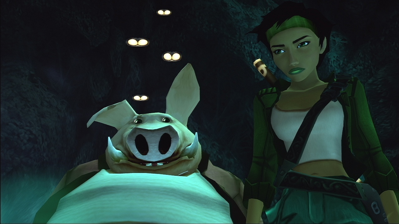 Beyond Good and Evil 2 Switch