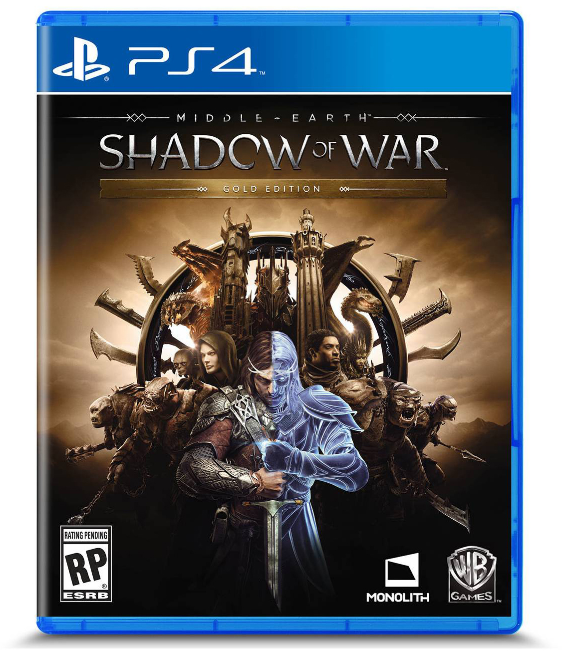 Shadow of War Gold Edition