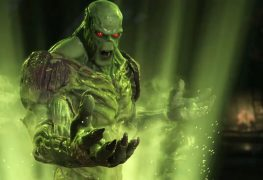 Swamp Thing Injustice 2
