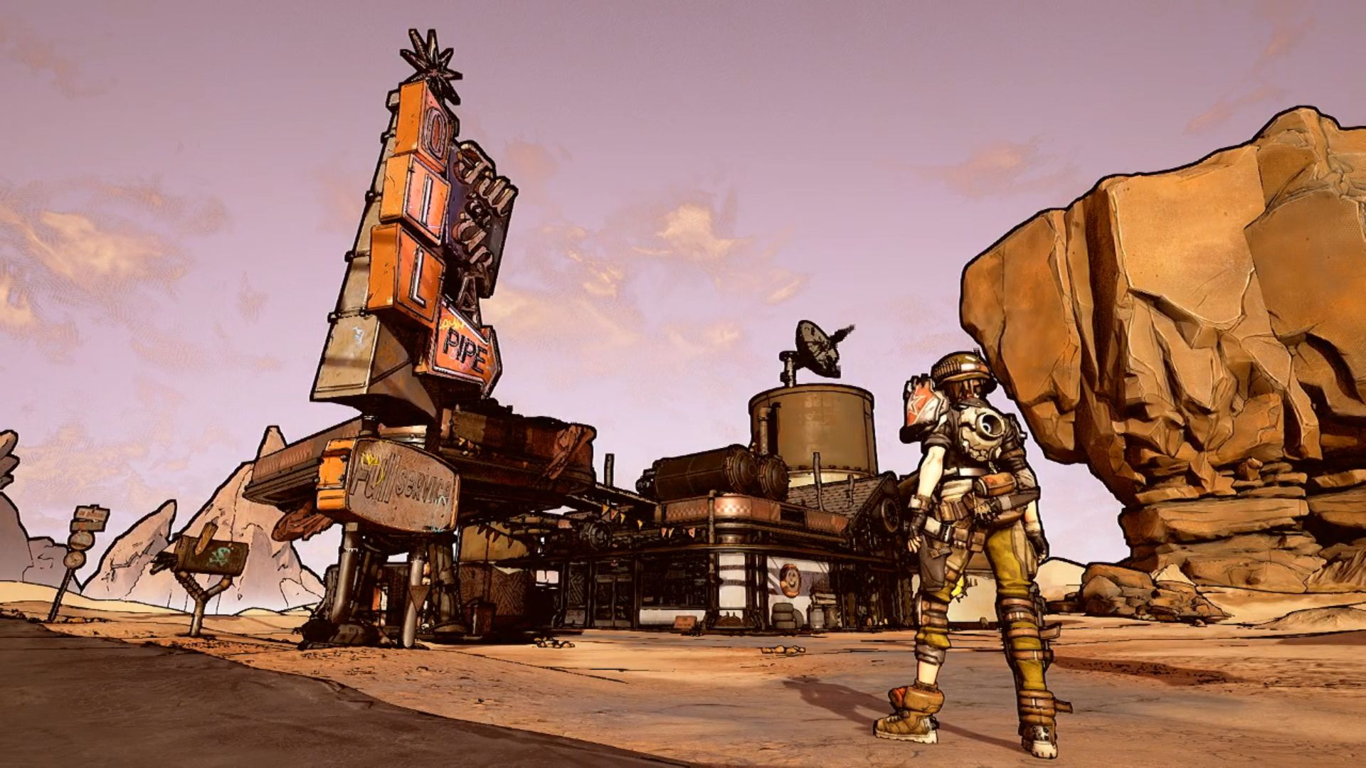 Borderlands 3 GDC 2017
