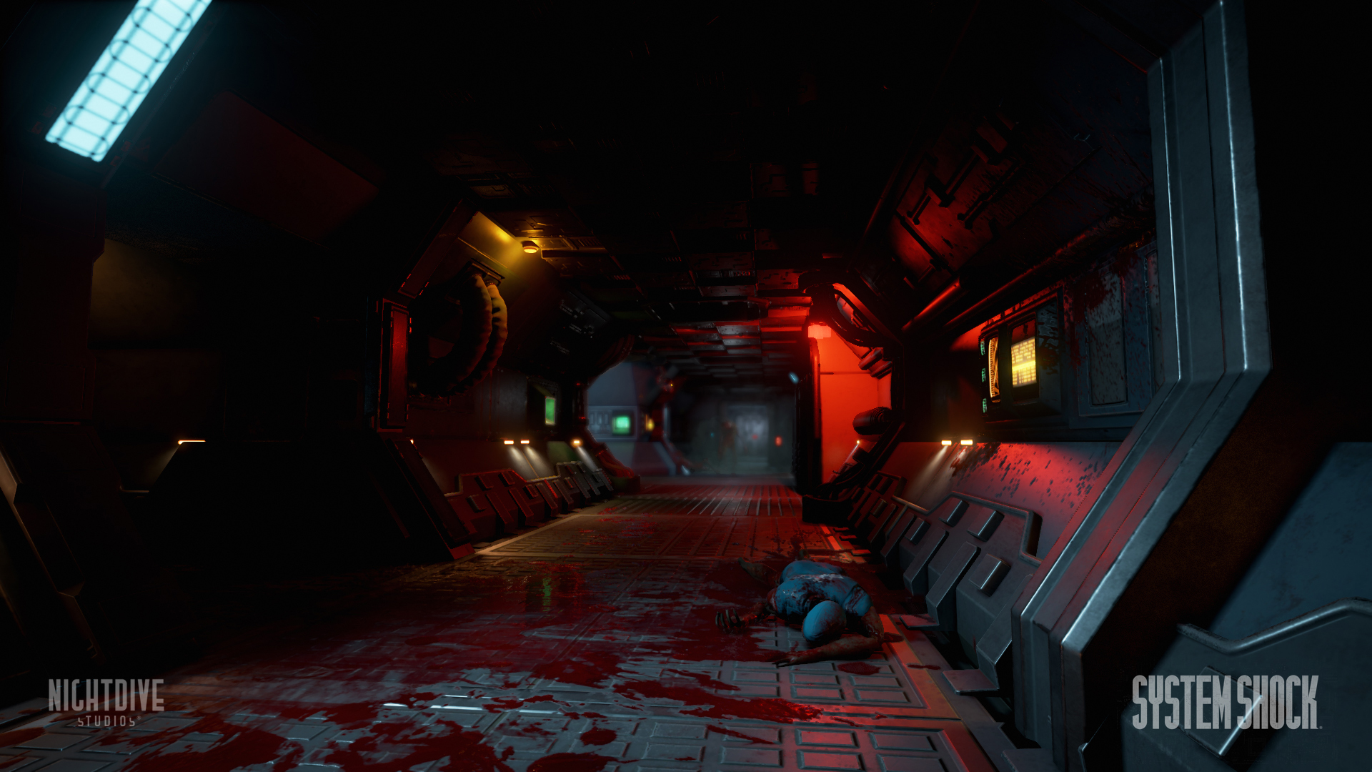 System Shock remake moves to Unreal Engine 4
