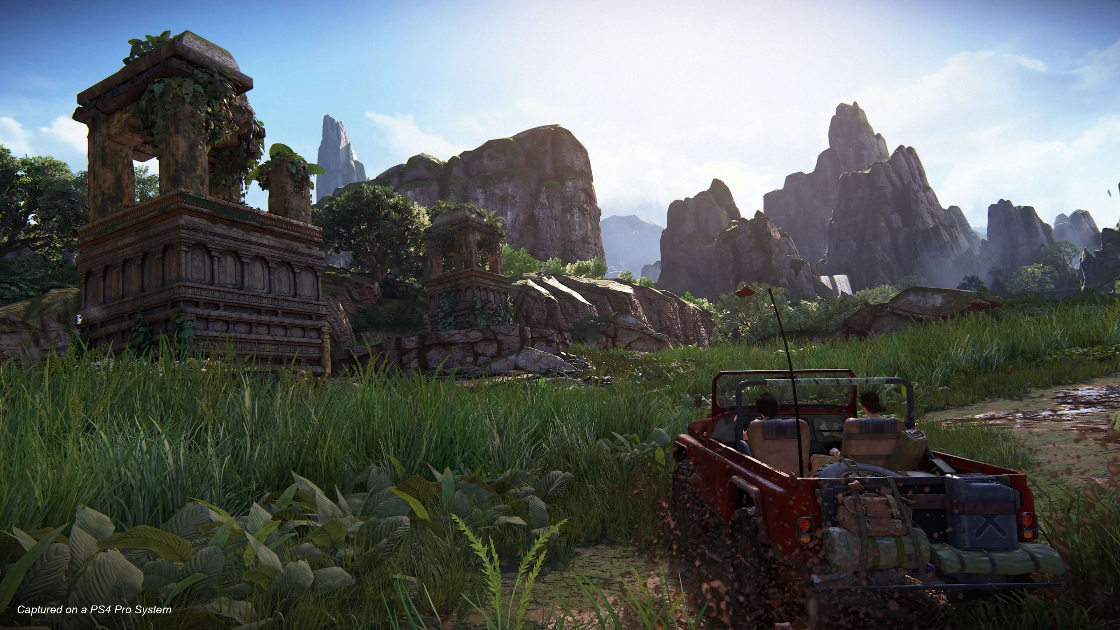 Uncharted: The Lost Legacy gameplay