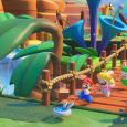 Mario + Rabbids Kingdom Battle walking