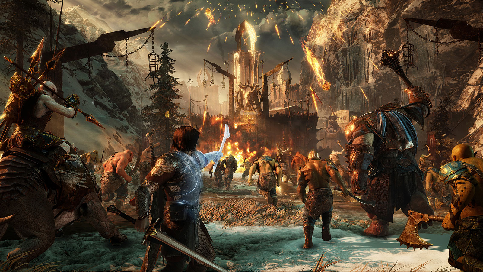 Middle-earth: Shadow of War microtransactions