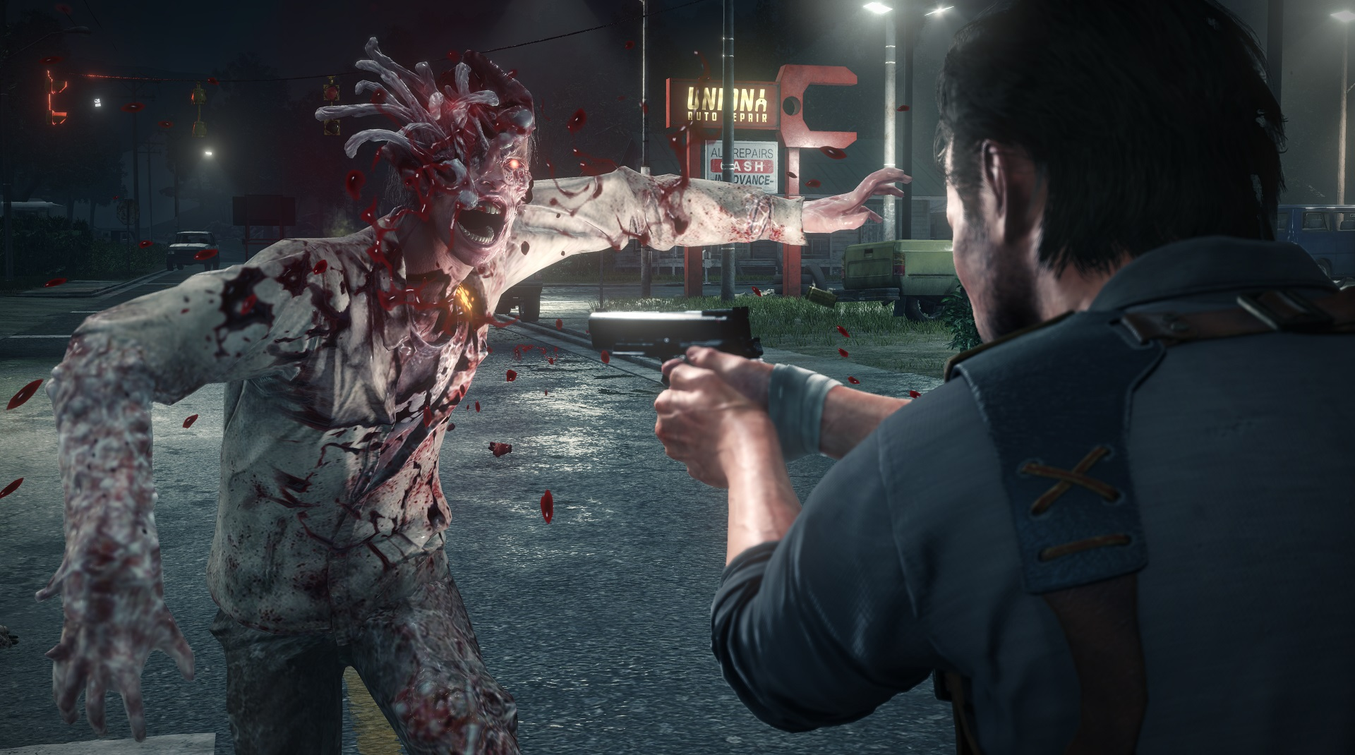 The Evil Within 2 enemy