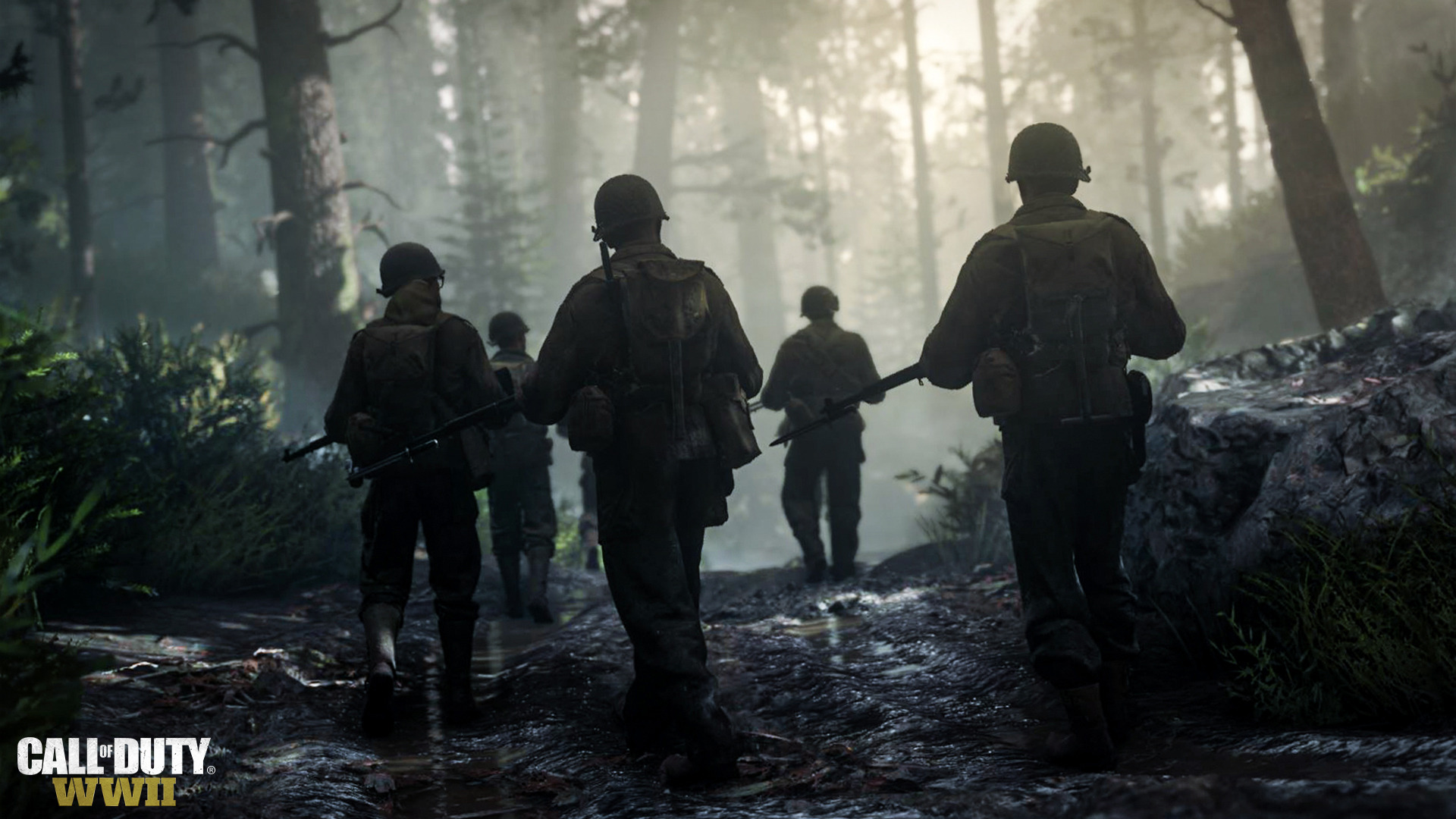 Call of Duty WWII squad