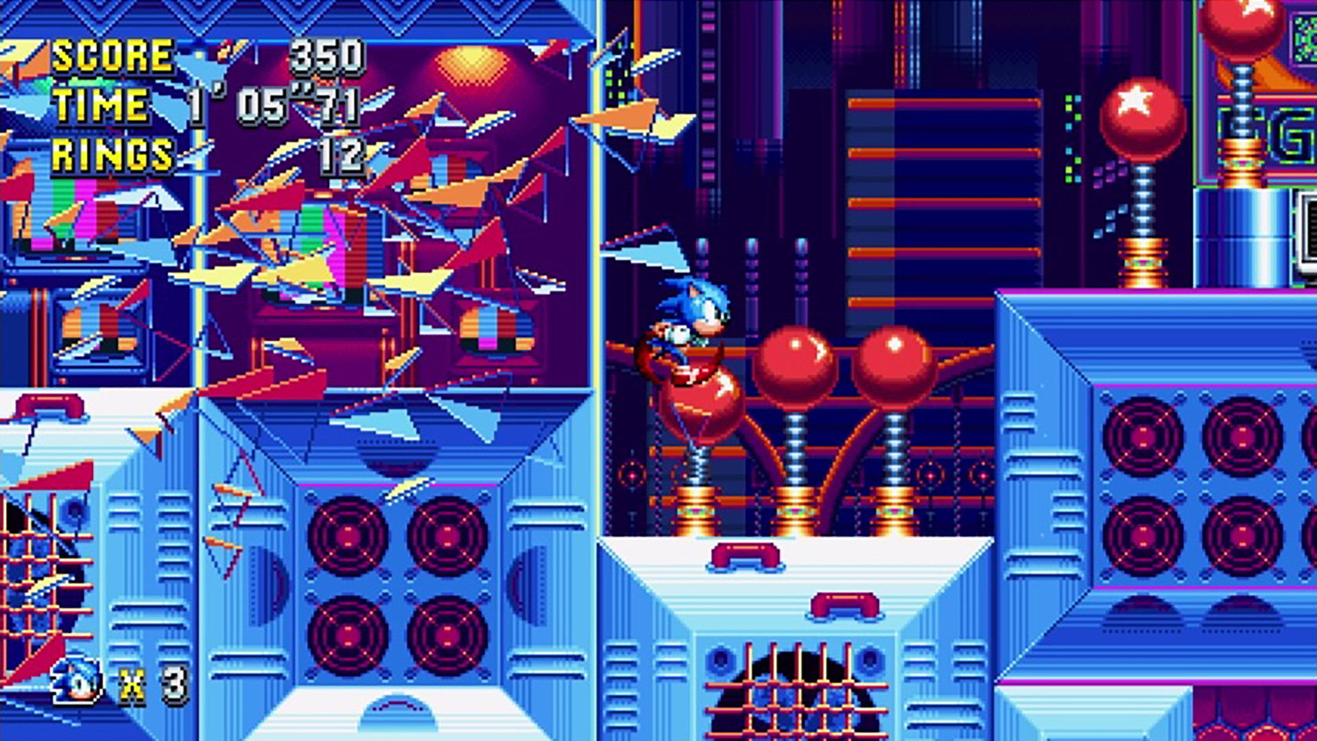 Sonic Mania review single-player