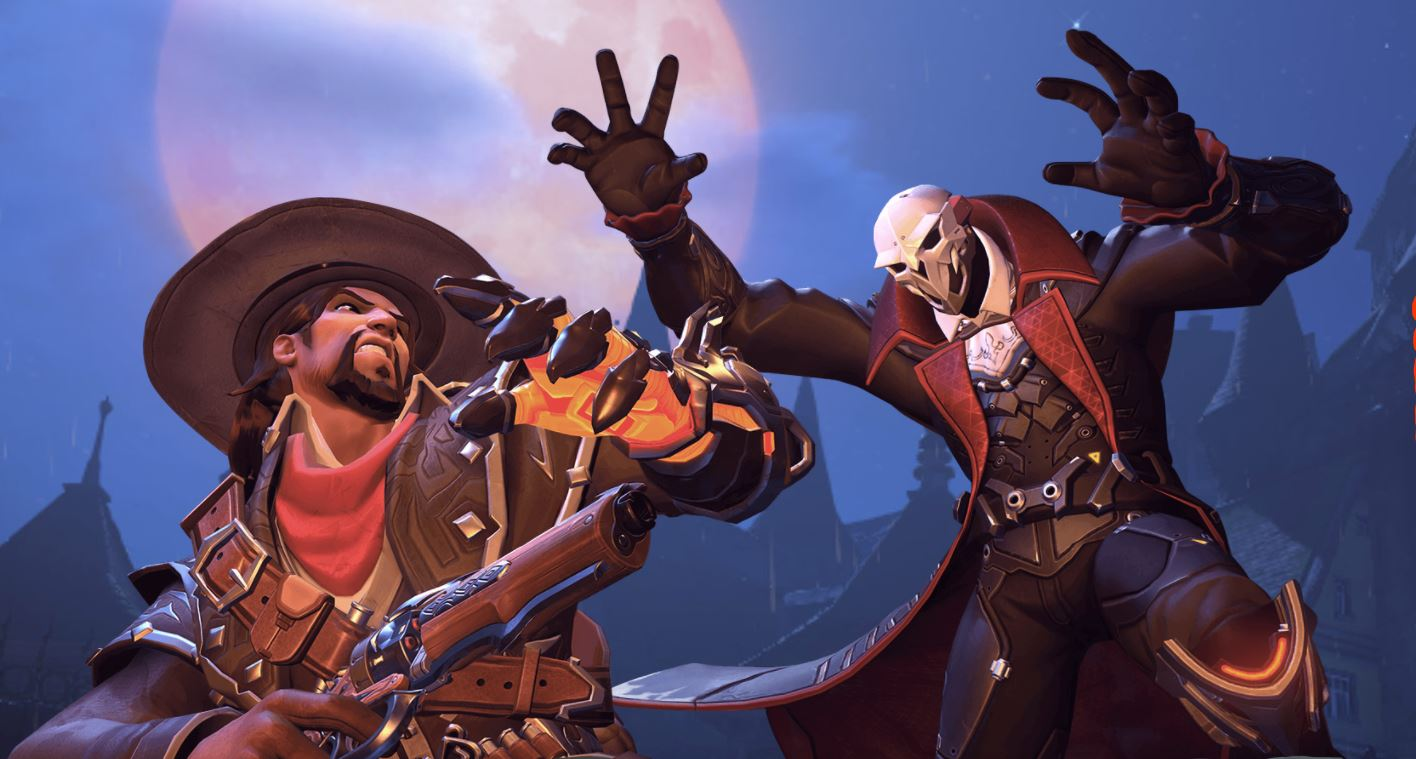 overwatch halloween skins and event revealed - gamerspack