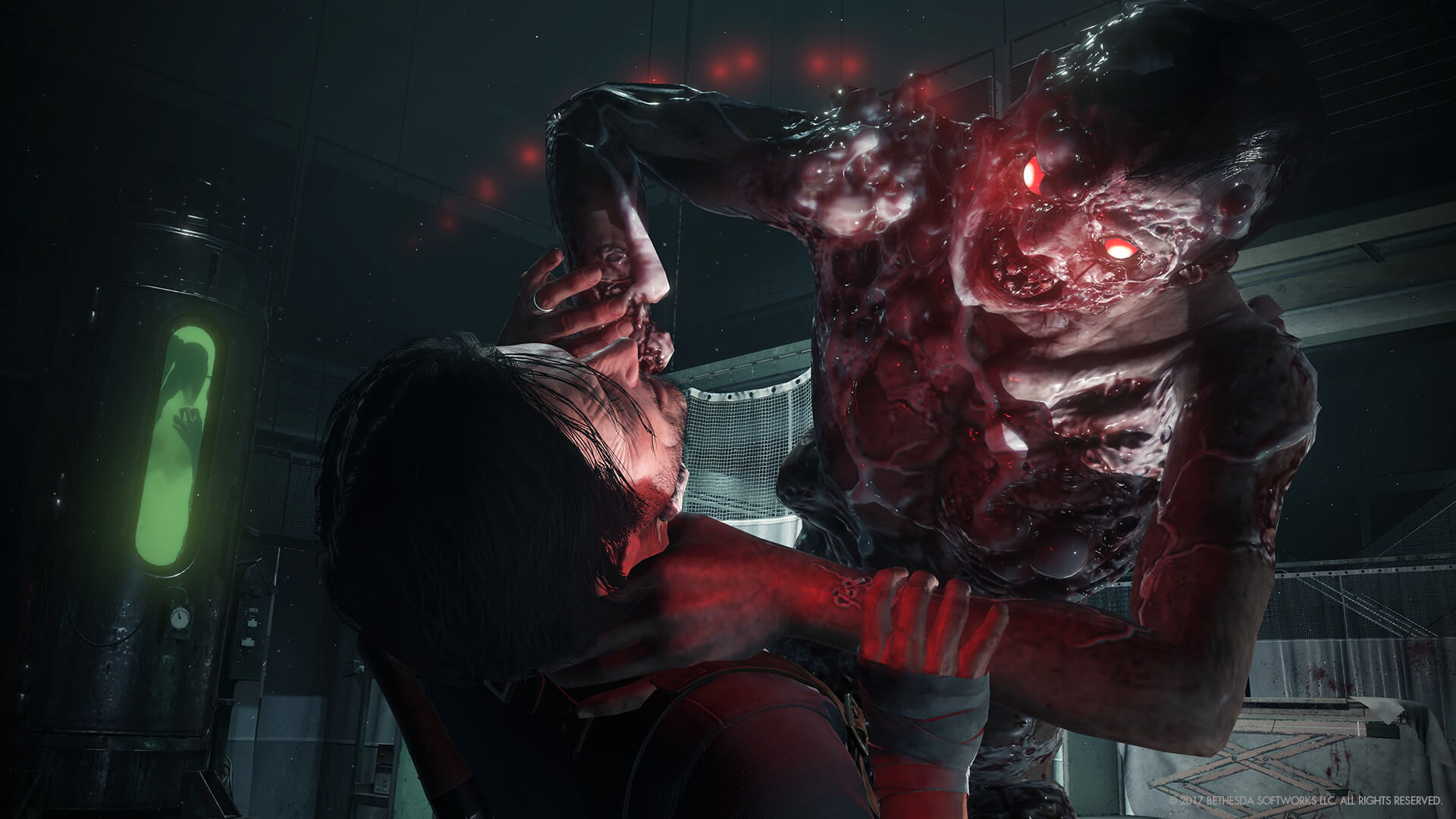 Best horror games of 2017 The Evil Within 2