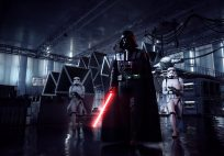 Star Wars Battlefront 2 Darth Vader