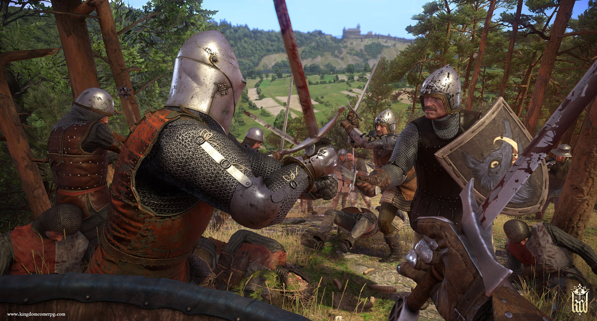 Kingdom Come: Deliverance gameplay
