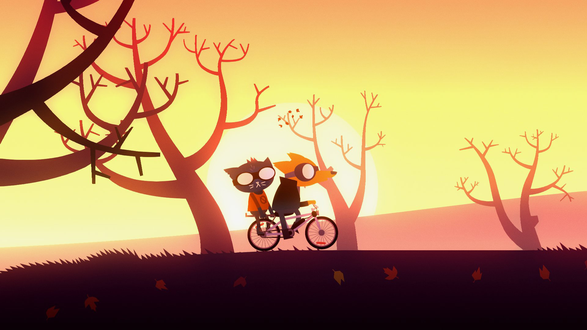Best indie games of 2017 Night in the Woods