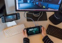 Outlast on Switch