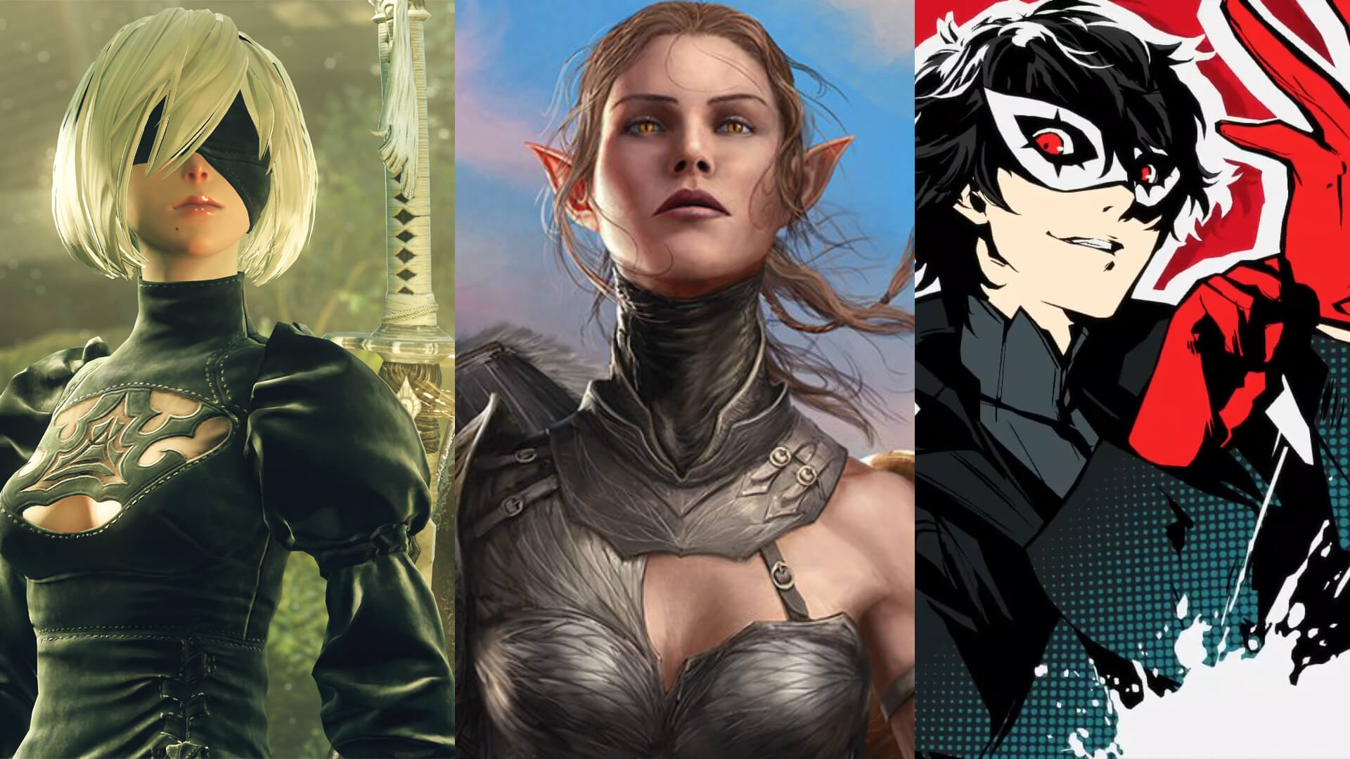Best role-playing games of 2017