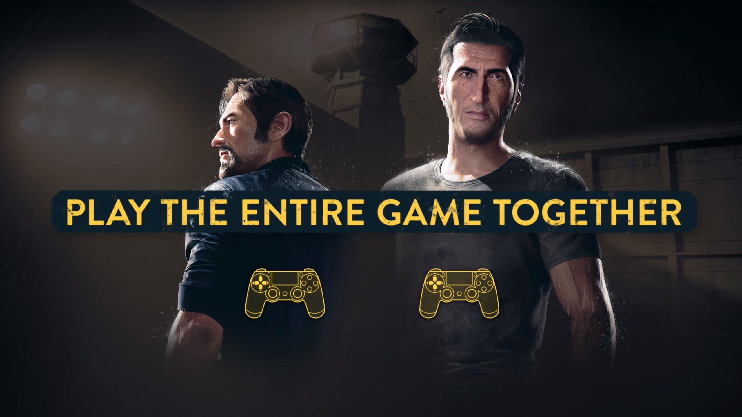 A Way Out online co-op