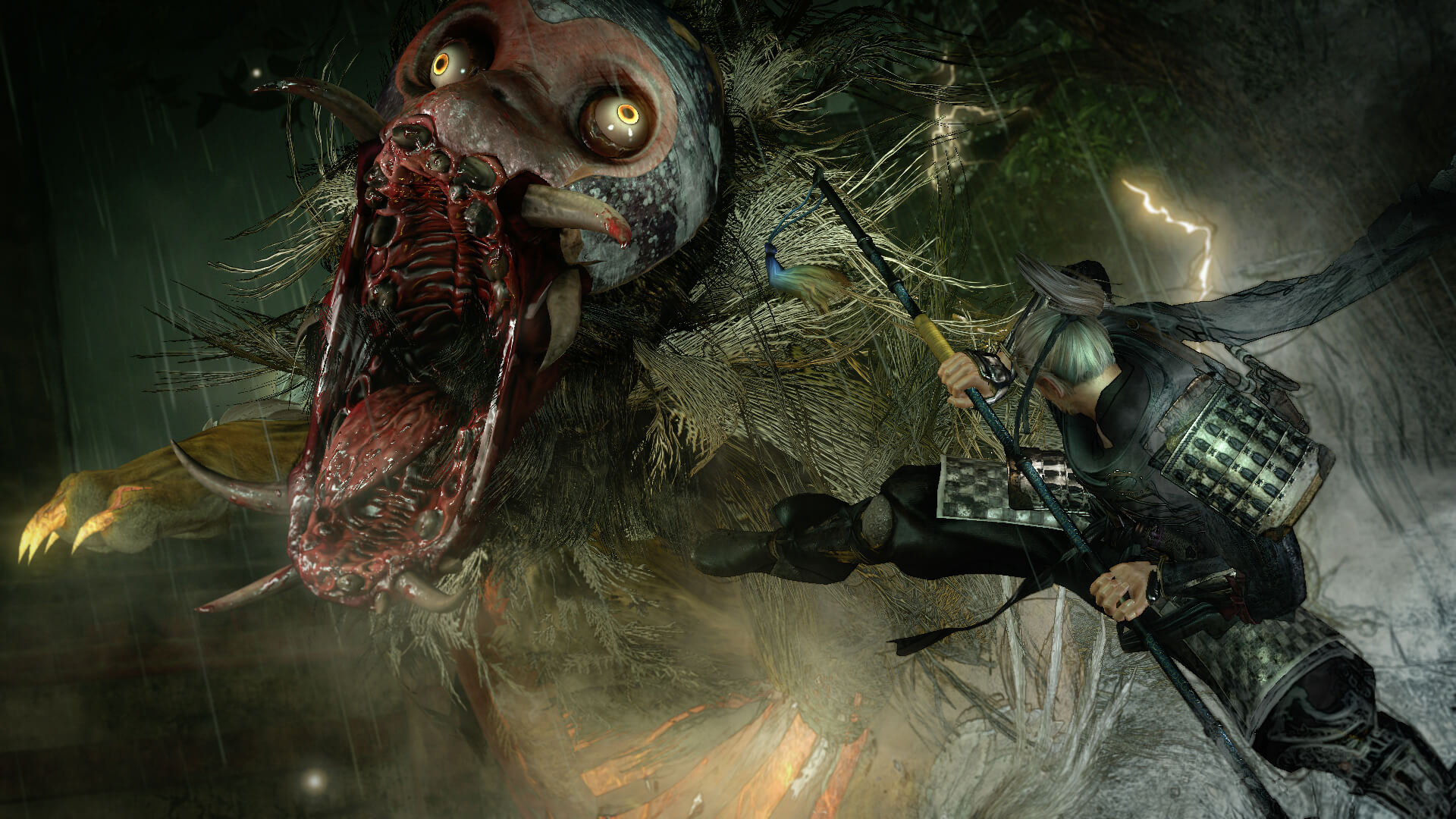 Best Action games of 2017 Nioh
