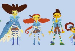 Psychonauts 2 Aquato family